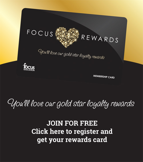 You'll love our gold start loyalty rewards