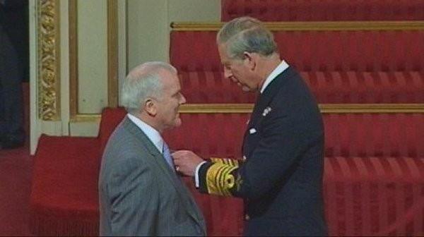 Clive Davies OBE