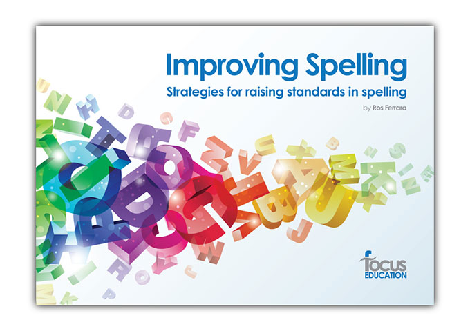 Improving Spelling Book