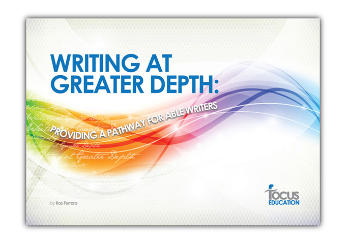 Writing at Greater Depth Book