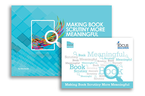 Making Book Scrutiny More Meaningful