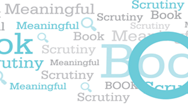 Is Your Book Scrutiny as Effective as it Could be