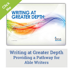 Writing at Greater Depth