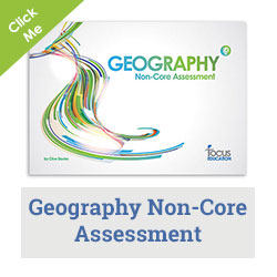 Geography Non Core Assessment