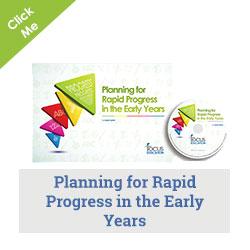 Rapid Progress Early Years
