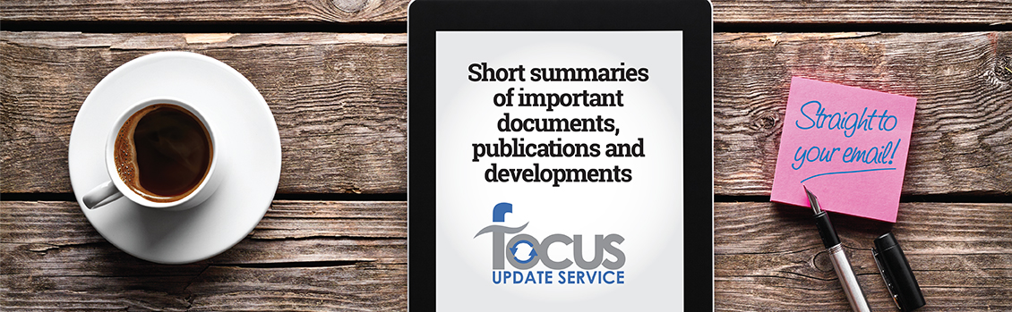 Focus Update service | school leader updates Ofsted