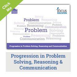 Progression in Problem Solving Image