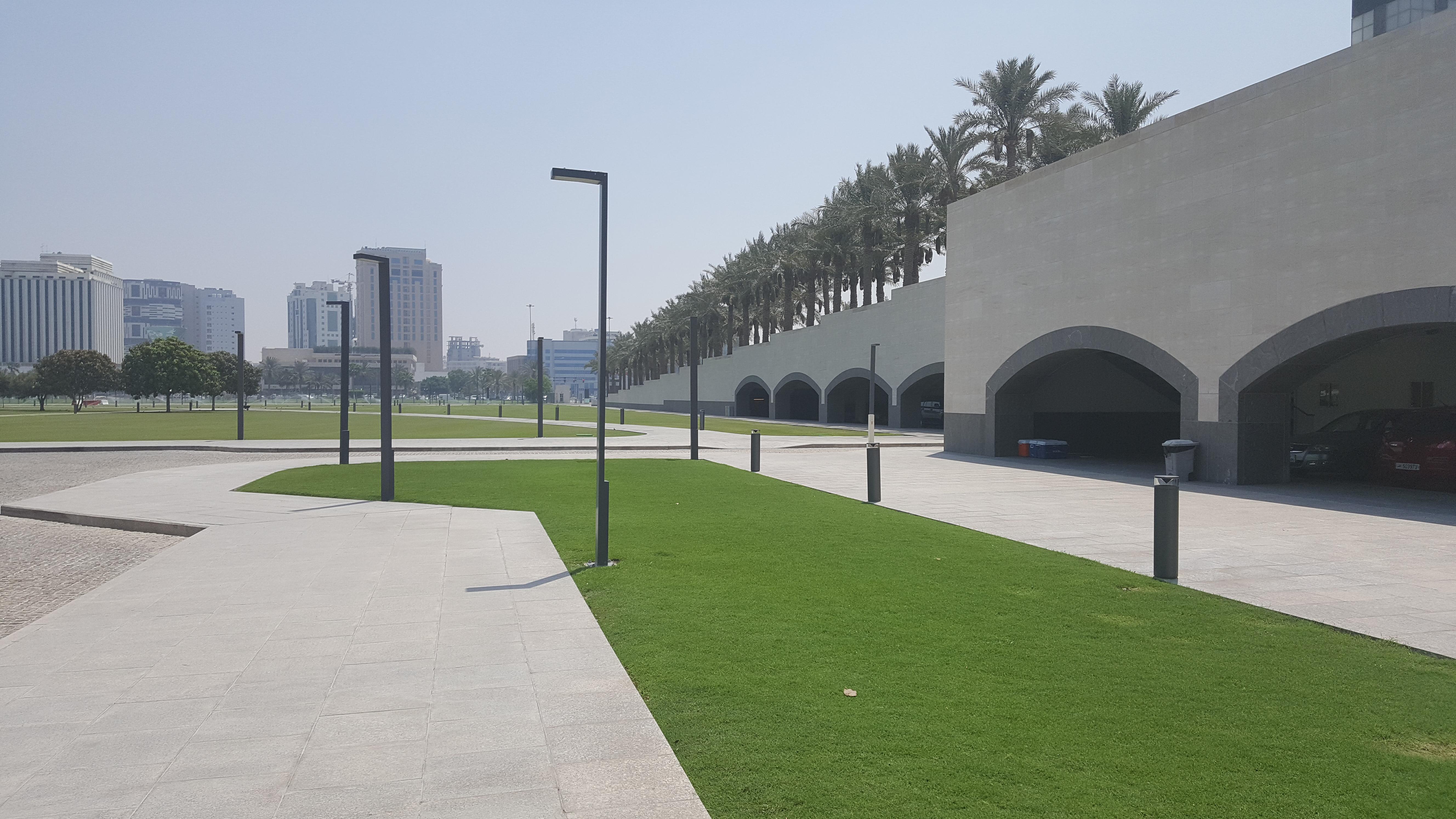 Doha Outside Image