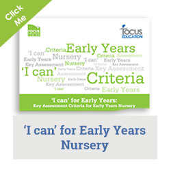 Key Assessment Criteria Nursery