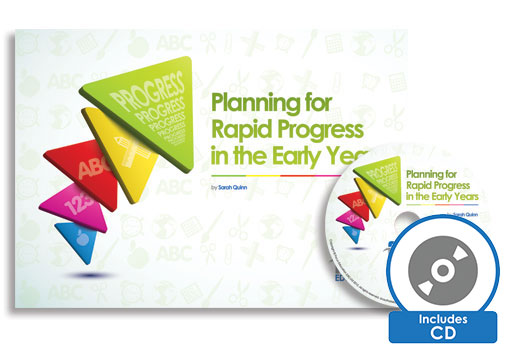 Planning for Rapid Progress in the Early Years Book