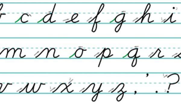 analysing your handwriting image