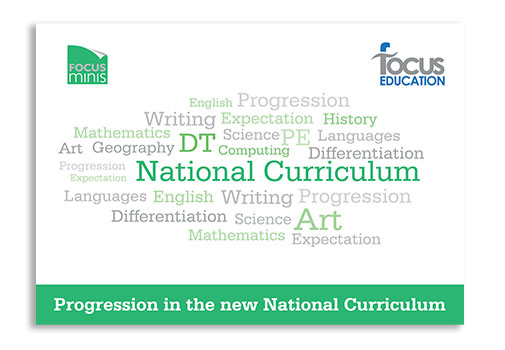 Progression in the National Curriculum