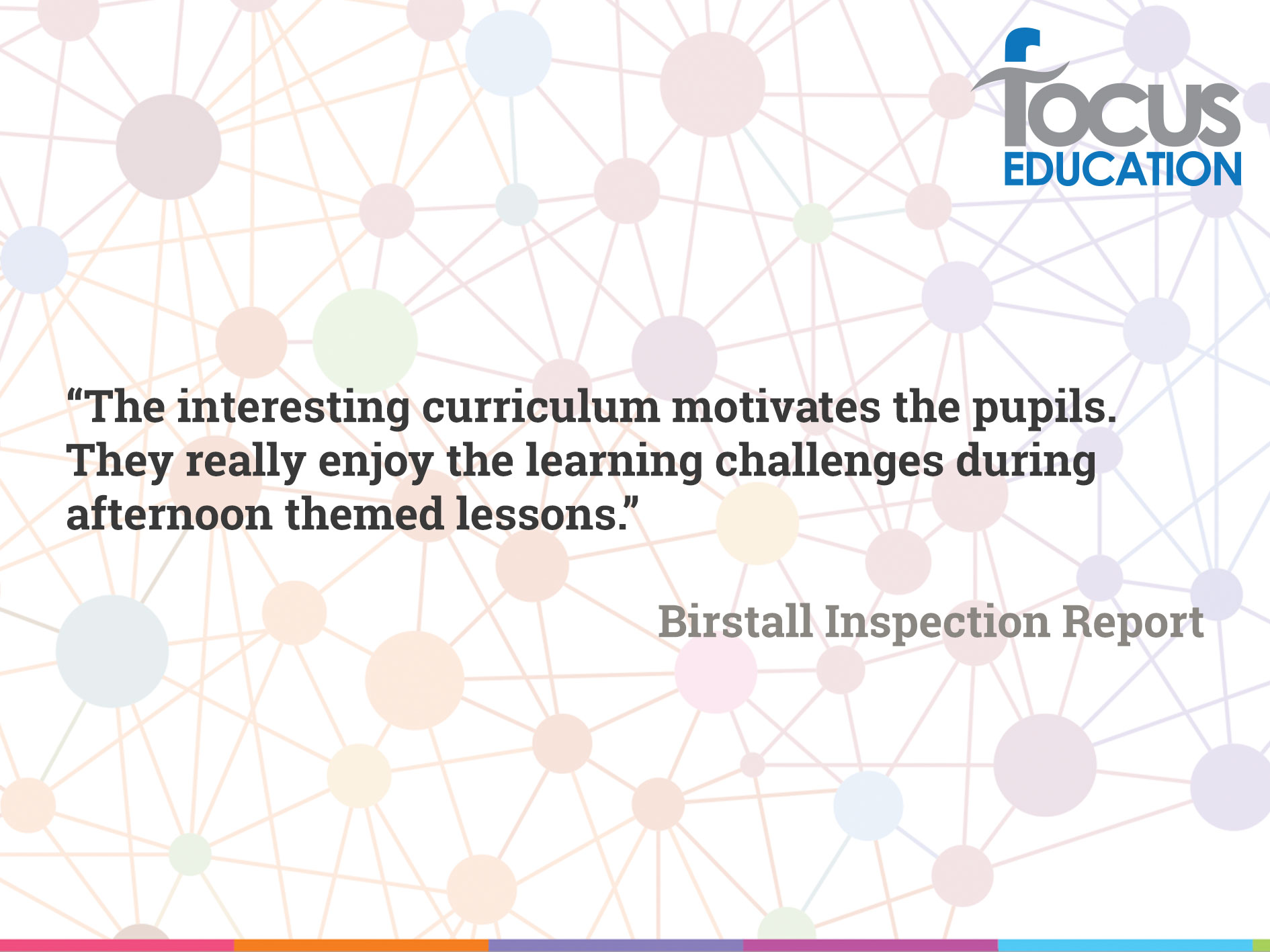 Birstall Learning Challenge Curriculum Review