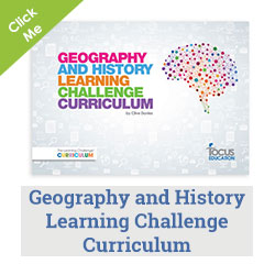 Geography and History Learning Challenge Curriculum
