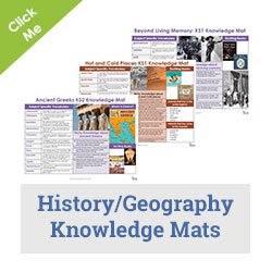 History Geography Knowledge Mats