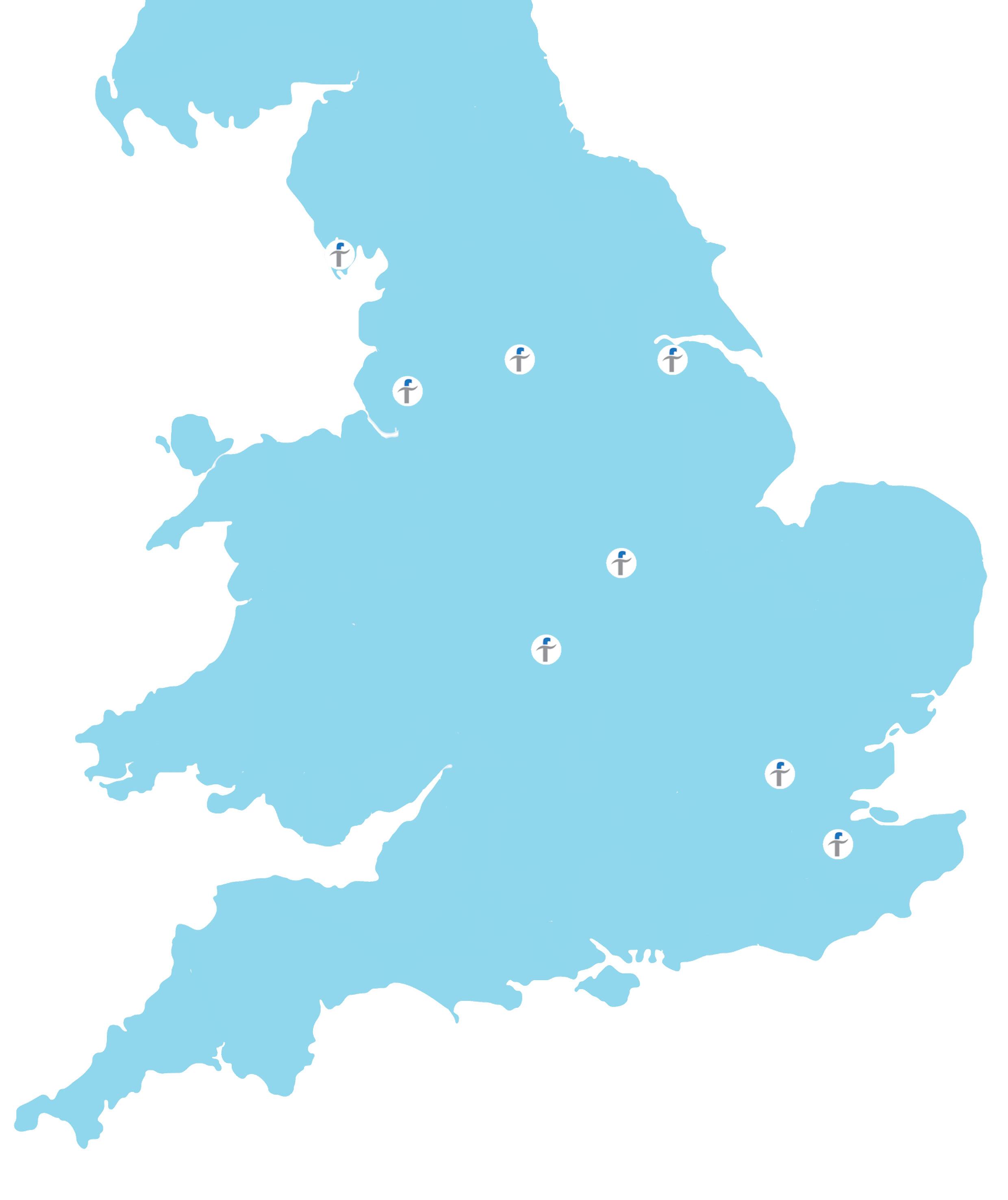Hub Map