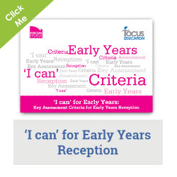 'I Can' for Early Years