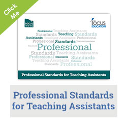 Professional Standards for Teaching Assistants