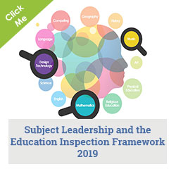 Subject Leadership and the Education Inspection Framework 2019 Course
