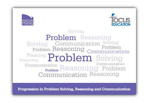 Progression in Problem Solving, Reasoning & Communication