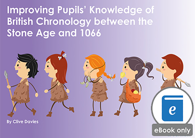 Improving Pupils' Knowledge Stone Age 1066 Book Image
