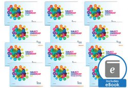 Subject Leadership Book Bundle for Primary Schools